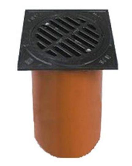 Gratar fonta camin cu tub telesc. d315 (40T)H780mm